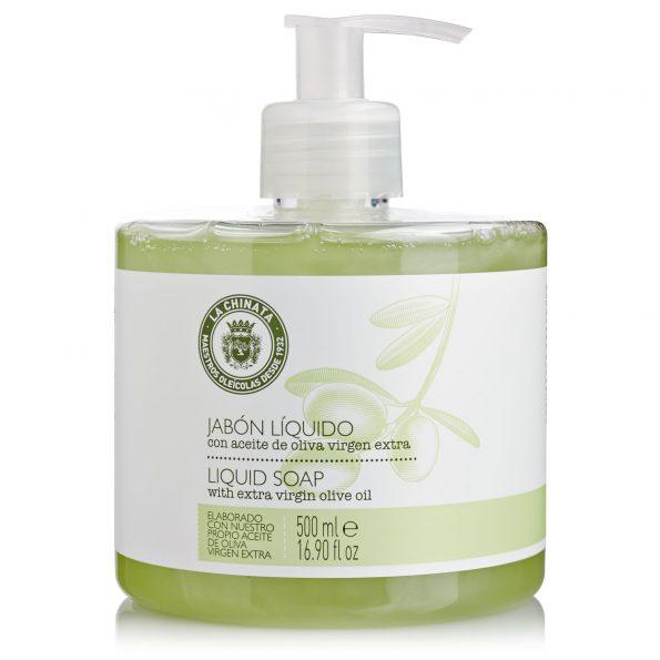 jabon-liquido-de-aceite-de-oliva