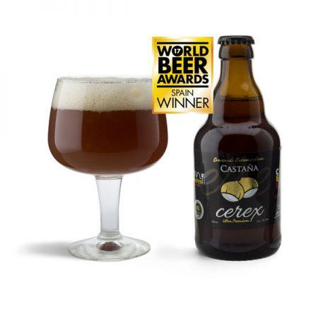 cerveza de castania cerex