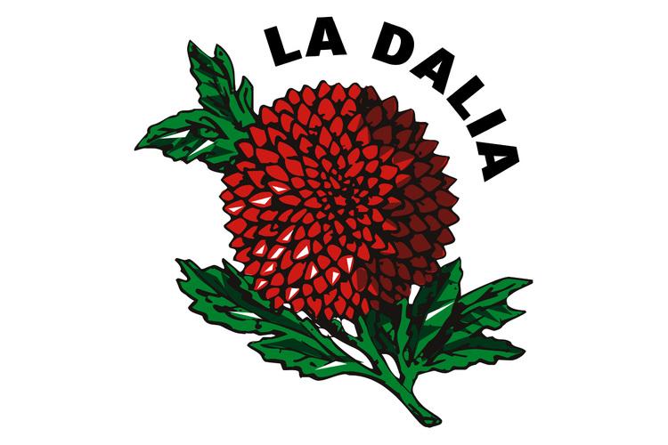 logotipo sabores del guijo