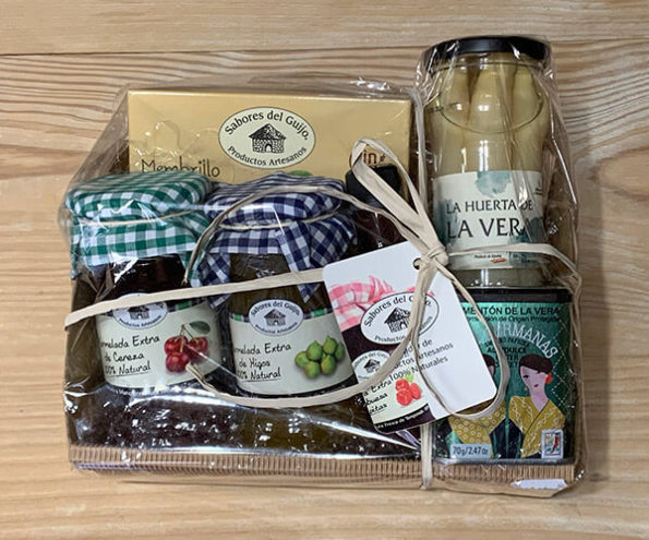 Pack productos gourmet