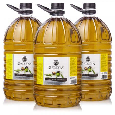 Aceite de oliva La Chinata